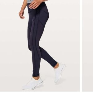 Lululemon All the Right Places Pant Midnight Navy